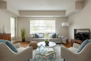 Rare 3 bdrm apartments at The Conservatory- Call today!