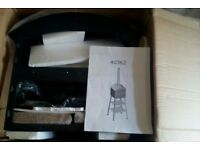 outdoor pizza oven New boxed