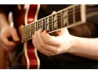 Guitar Lessons - Improvers & Advanced