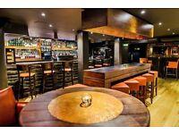 Usquabae Whisky Bar is recruiting!