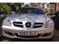 2007 (57) MERCEDES SLK 200 Auto CAT(D) FULL LEATHER FULL MERC SERVICE HISTORY IMMACULATE CONDITION