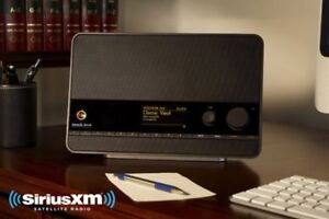 SiriusXM Tabletop WIFI Radio TTR1 - Sirius XM Satellite Speaker