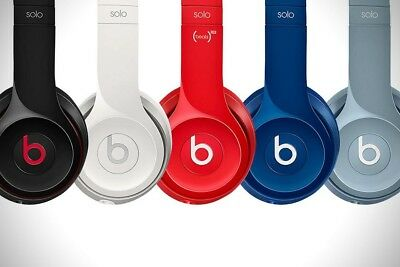 Apple Beats By Dr  Dre Solo 2 Solo2 Wireless Bluetooth On Ear Headphone