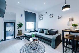Short Term Lets Blackpool Apartments - George Street F2