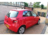 QUICK SALE NEEDED!!!Toyota Yaris 1.3 Petrol/NOW REDUCED/1 Previous Owner/Long MOT/ FSH/ 2 Keys