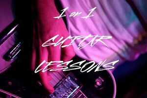 Guitar lessons available! Langwarrin Frankston Area Preview