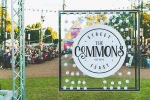 The Commons Street Feast - Canberra Food Truck Festival! Canberra City North Canberra Preview
