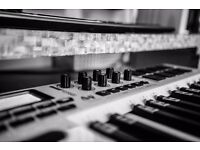 Music Production Lessons - Tuition - Recording - Mixing - Composition - Logic Pro X and more!