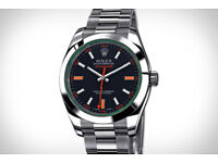 swiss milgauss for man