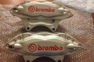 BREMBO Caliper Kit REDLINE HOLDEN SSV VF COMMODORE BRAKES UPGRADE NEW! Melbourne CBD Melbourne City Preview