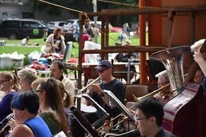 Trombone players Ashfield Ashfield Area Preview