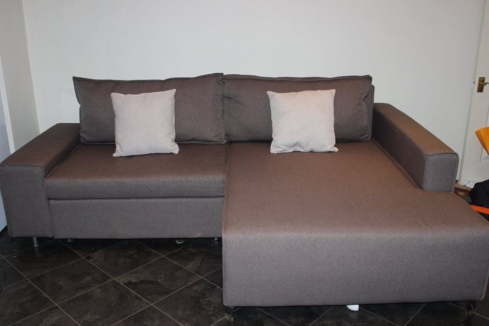 Sofa Corner Bed Made