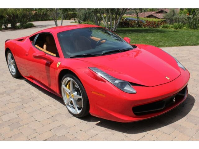 Image 1 of Ferrari: 458 Base Coupe…
