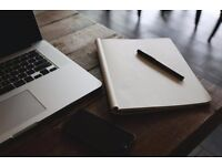Copywriting, editing & proofreading - Press Officer with English MA & BA, TEFL qualifications