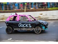 Scrap cars wanted for banger raceing