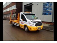 Ford Transit Skip Loader