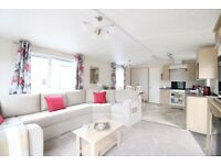 Stunning Static caravan for sale Inc Decking