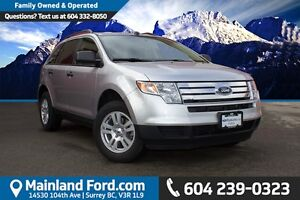 2010 Ford Edge SE VERY LOW KM'S, LOCAL