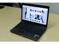 HP Elitebook 8540w Core i7 2.67GHz 8GB RAM 256GB SSD WIFI DVDRW WIN7 Pro NVIDIA laptop SALE ON!!!