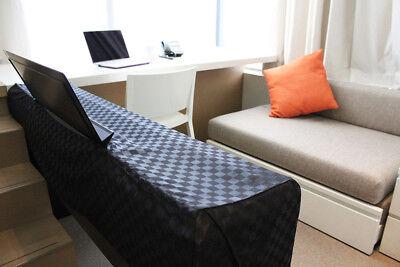 Clairevoire Digital Piano Cover tailored fit for YAMAHA P115/P105 , usado comprar usado  Enviando para Brazil