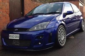 Ford Focus RS Mk1 2003 40k-GENUINE CAR