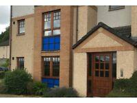 Unfurnished 2 Bedroom Ground Floor Flat in Dingwall - available at the start of April 2018