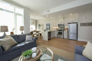 New Condo-Styled 1 Bdrm Rental in Ottawa's Little Italy