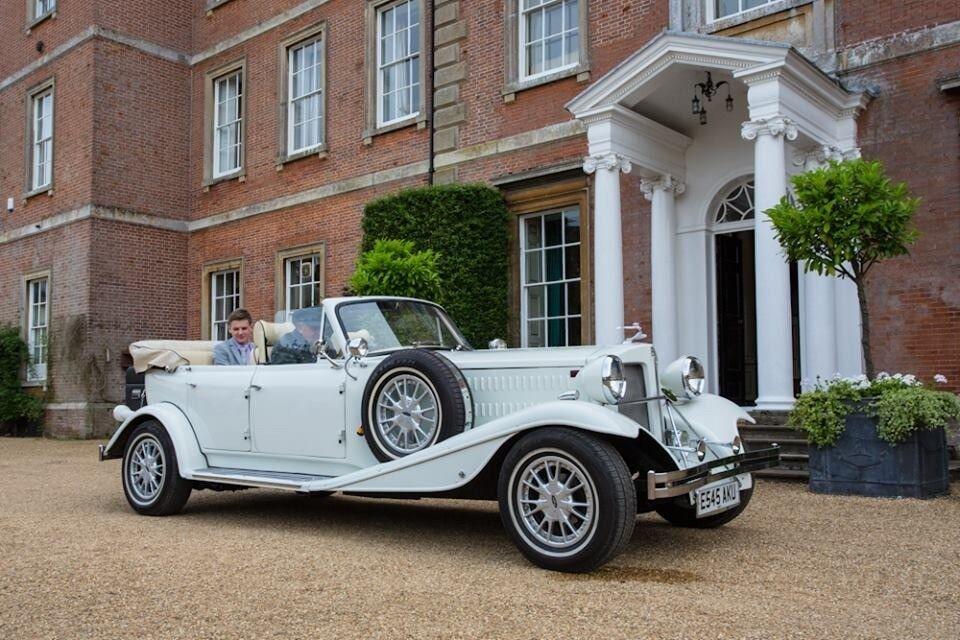 Beautiful Beauford Wedding car for sale | in Thetford ...