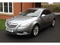 2010 MY VAUXHALL INSIGNIA 2.0 CDTI, 160 BHP 6 SPEED, FULL HISTORY 2 OWNER 2 KEYS NEW TYRES HPI CLEAR
