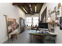 Very bright artist studio/creative workspace/office available at Archway (Zone2)