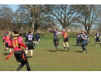 American Football - NON CONTACT. Newcastle Blackhawks recruiting now.