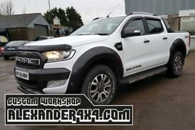 2016 Ford Ranger Wildtrak 3.2 Auto