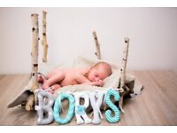 Baby Soft Letters