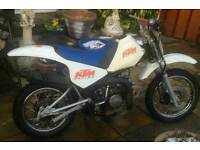 Py90 for swap for a 125cc+pit bike