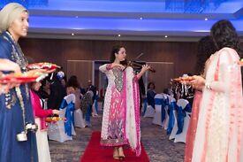 Bollywood Violinist - Rachel Somerset Violinist