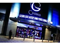 Grosvenor Casino Sheffield Experience Packages