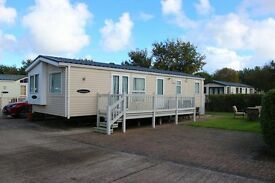 For Sale Blue Bird Grosvenor 3 bedroom holiday home for £20,000 plus site fees