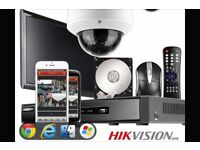 CCTV security camera system With installation