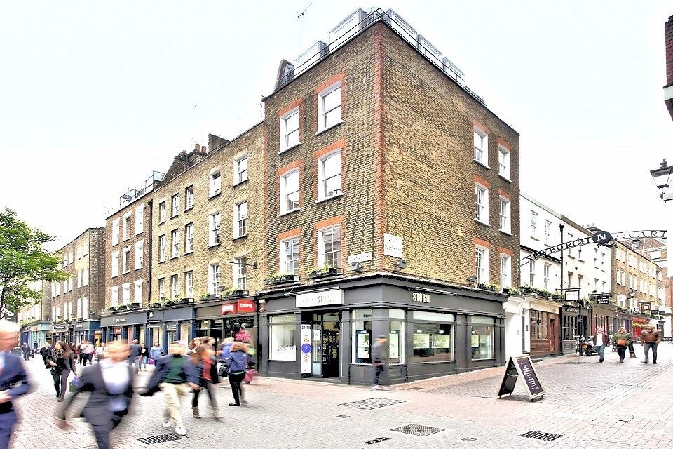 81082eeaeb83 Creative Office Space To Rent - Carnaby Street