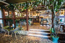 Full Time Waiter/Waitresses Needed- The Folly - Drake & Morgan Ltd - The City - Immediate Start