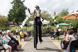 Bands and musicians wanted for this year's Queens Park Festival - An amazing day in the sun!