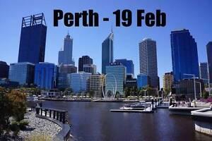 INVITATION TO FREE PRESENTATION IN PERTH Perth Perth City Area Preview