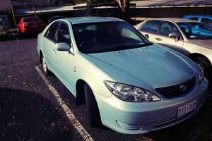 2006 Toyota Camry Sedan Canberra City North Canberra Preview