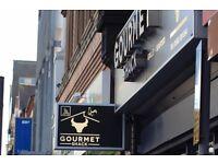 Gourmet Burger Bar EATIN & TAKEAWAY - Restaurant (Popular friendly Burger Joint)Superb Opportunity!!