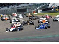 FIA Masters Festival Donington