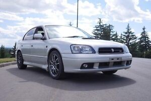 1999 twin turbo legacy b4