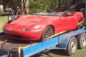 Mazda MX-5 Capalaba Brisbane South East Preview