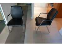 Set of 2 office chairs - great condition