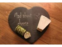 Really lovely Slate Cheese Board
