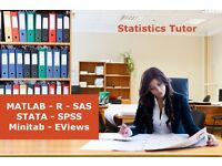Urgent Help with Assignments - Statistical, Matlab, R, SAS, Stata, SPSS, Minitab, EViews.